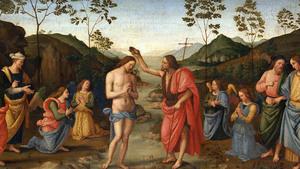 18. Batismo de Nosso Senhor Jesus