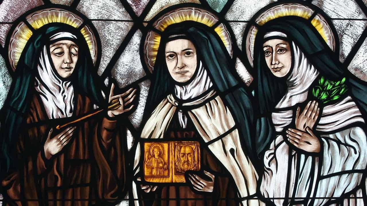 Conselhos de três grandes santas da Igreja para você