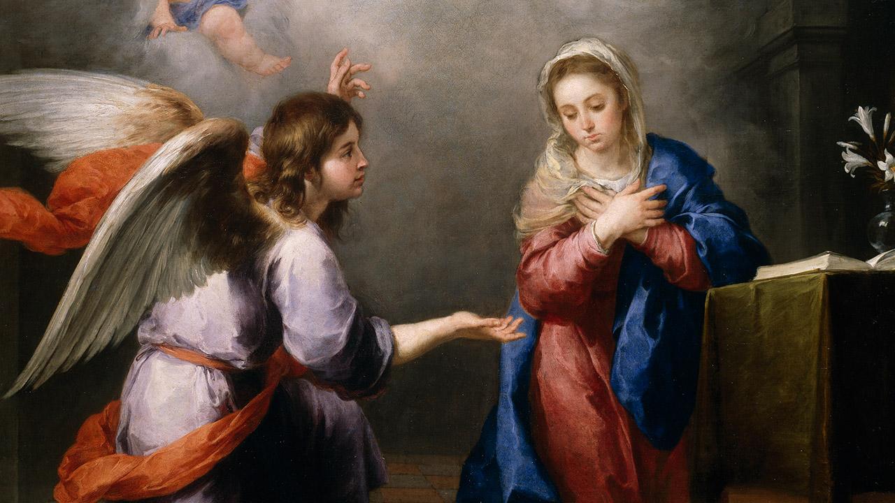 A Mãe do Salvador e a Nossa Vida Interior