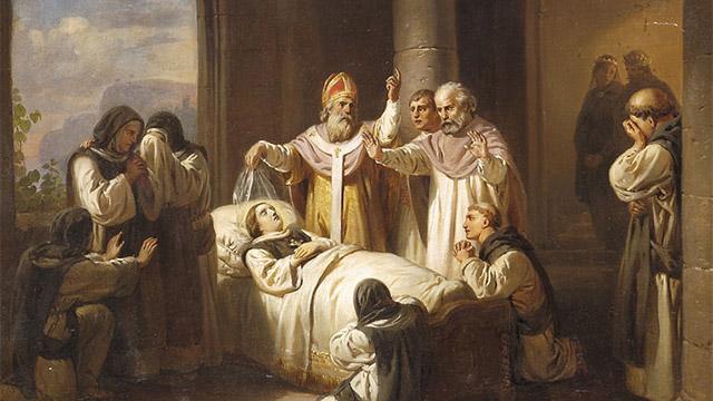 A Unção dos Enfermos perdoa os pecados?
