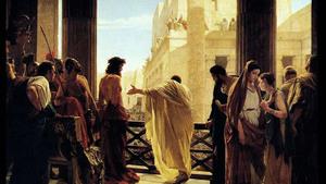 88. Herodes e Pilatos ficaram amigos!