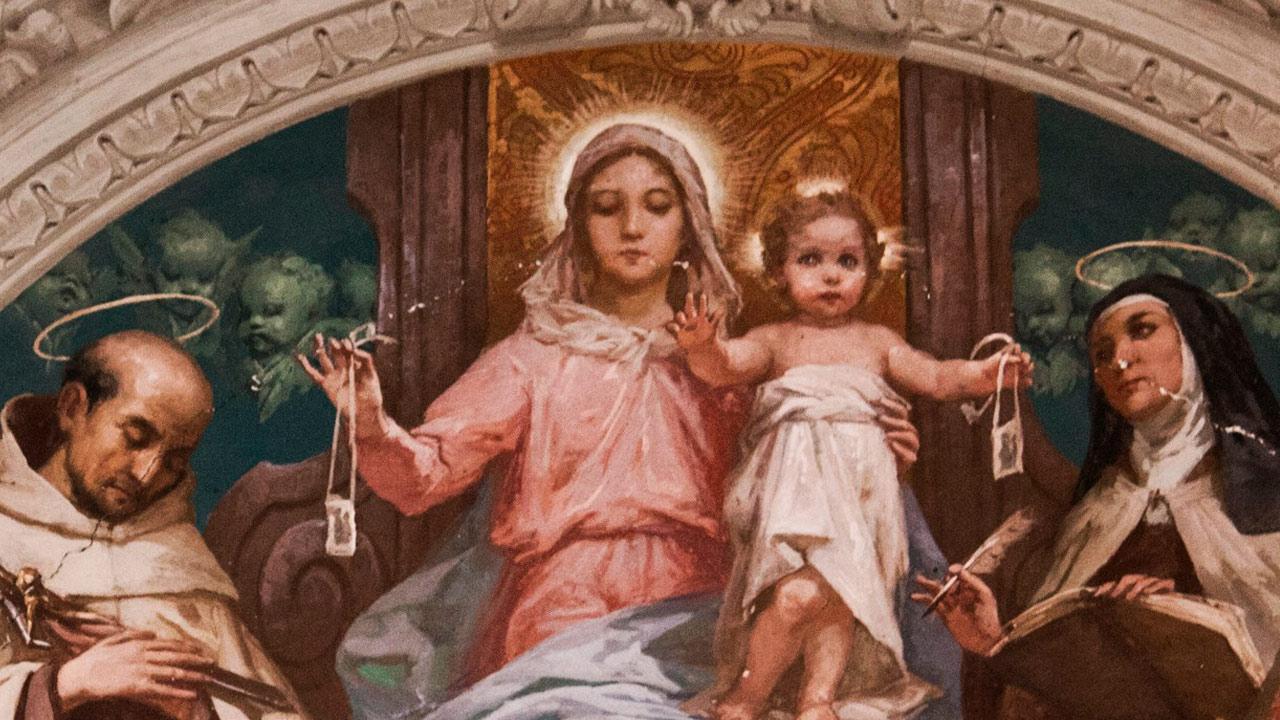 A Espiritualidade Carmelitana e a Virgem Maria