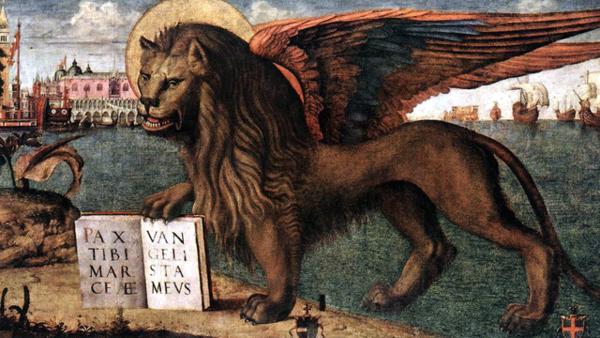 De onde vieram os quatro símbolos dos Evangelhos?