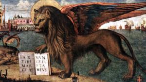 210. De onde vieram os quatro símbolos dos Evangelhos?