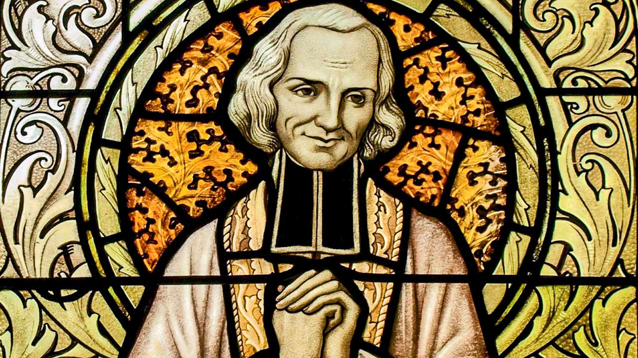 O santo sacerdócio de João Maria Vianney