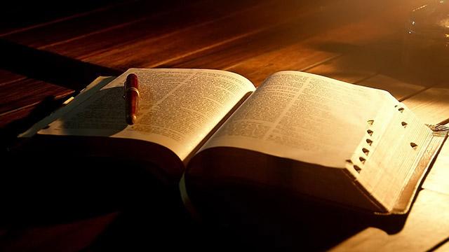 As Sagradas Escrituras e a nossa vida espiritual