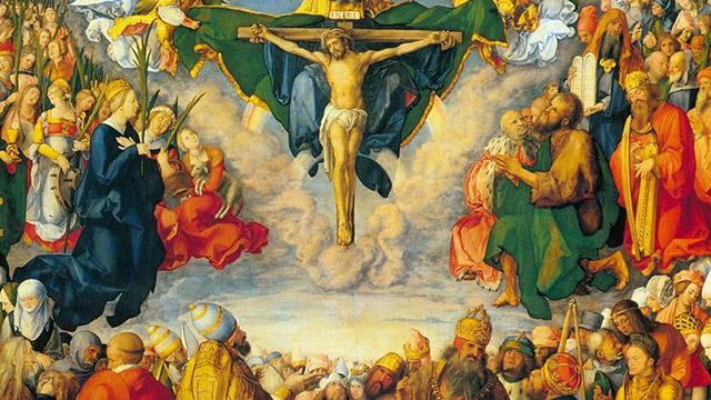 A Igreja, comunhão e mediação dos santos