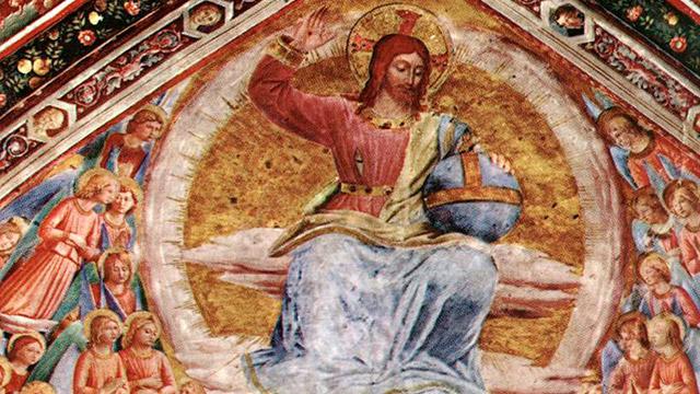 Jesus Cristo, Rei das nações