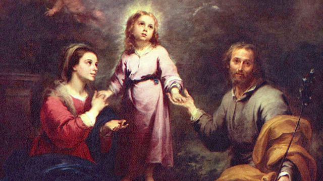 A família, escola da virtude