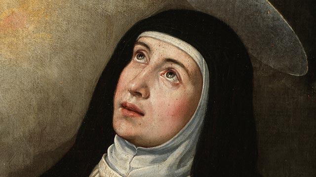 A vida de Santa Teresa d'Ávila