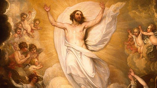 Convinha que Cristo partisse aos céus?