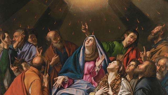 Solenidade de Pentecostes