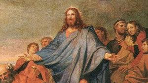 98. O toque da humanidade de Cristo na Comunhão