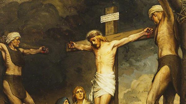 Festa da Exaltação da Santa Cruz - A assunção de Jesus