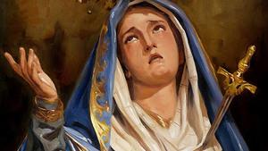 13. Memória de Nossa Senhora das Dores - Consagrados da Virgem, consagrados na Cruz