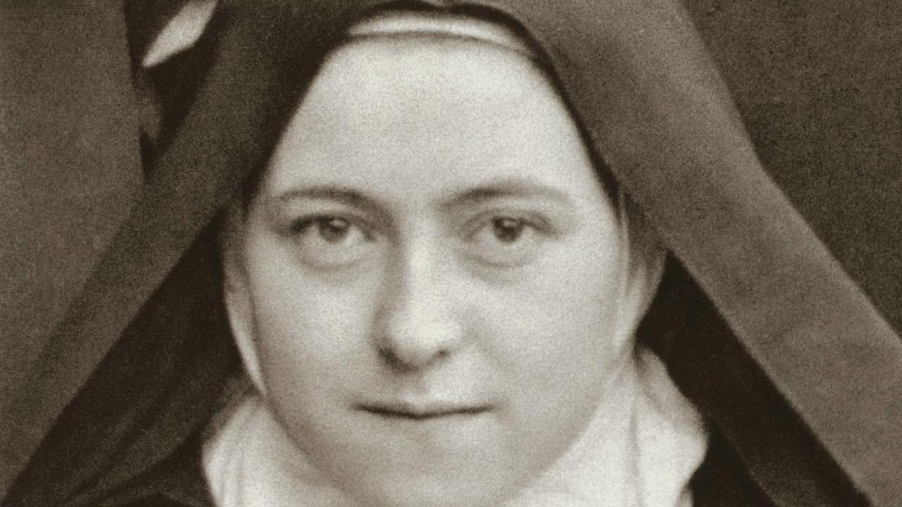 Santa Teresinha, missionária da Cruz