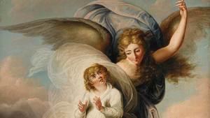 28. Memória dos Santos Anjos da Guarda