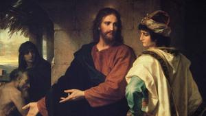 109. Como é difícil entrar no Reino de Deus!