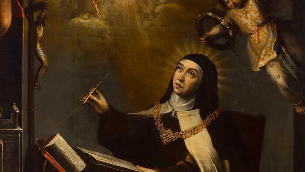 Santa Teresa d'Ávila, Virgem e Doutora da Igreja