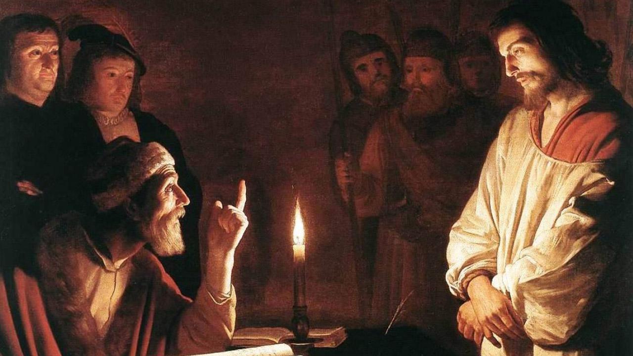 O fermento dos fariseus