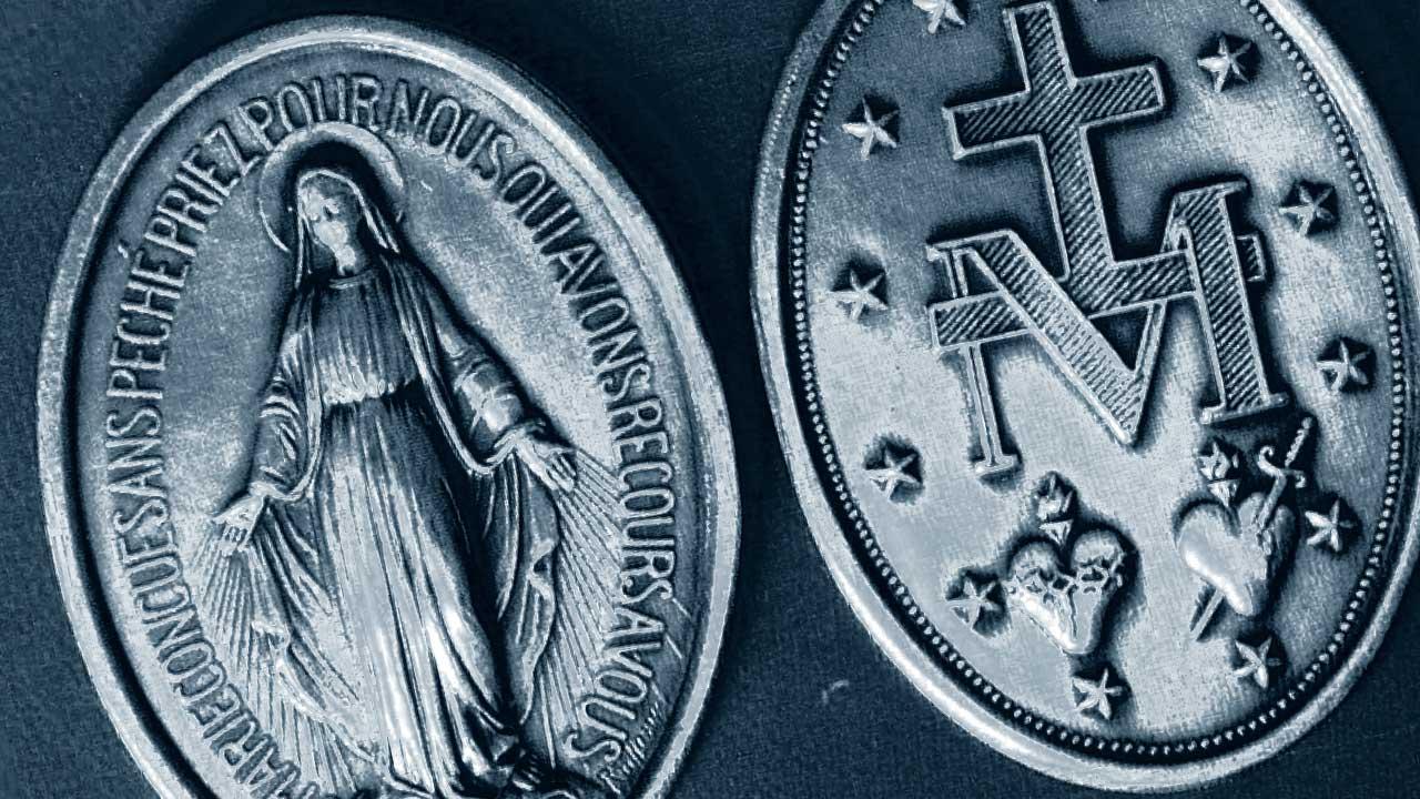 A Medalha Milagrosa