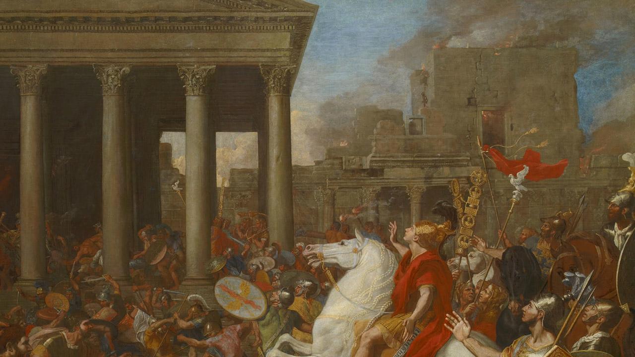 A destruição do Templo