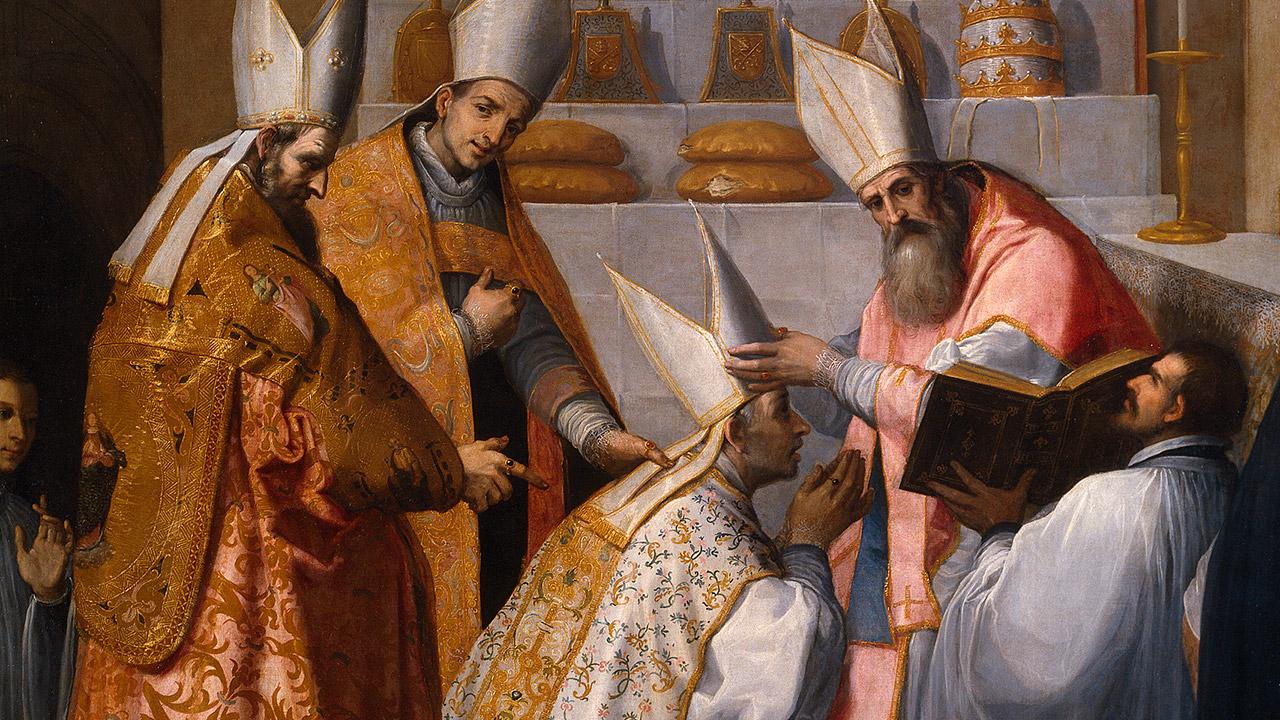 A presença de Cristo no sacerdote