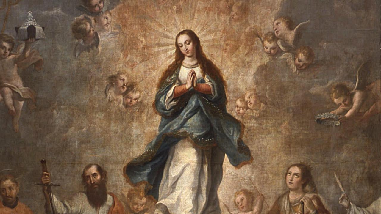 Imaculada Conceição da Virgem Maria