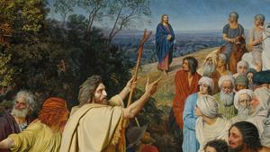 92. Eis o Cordeiro de Deus!