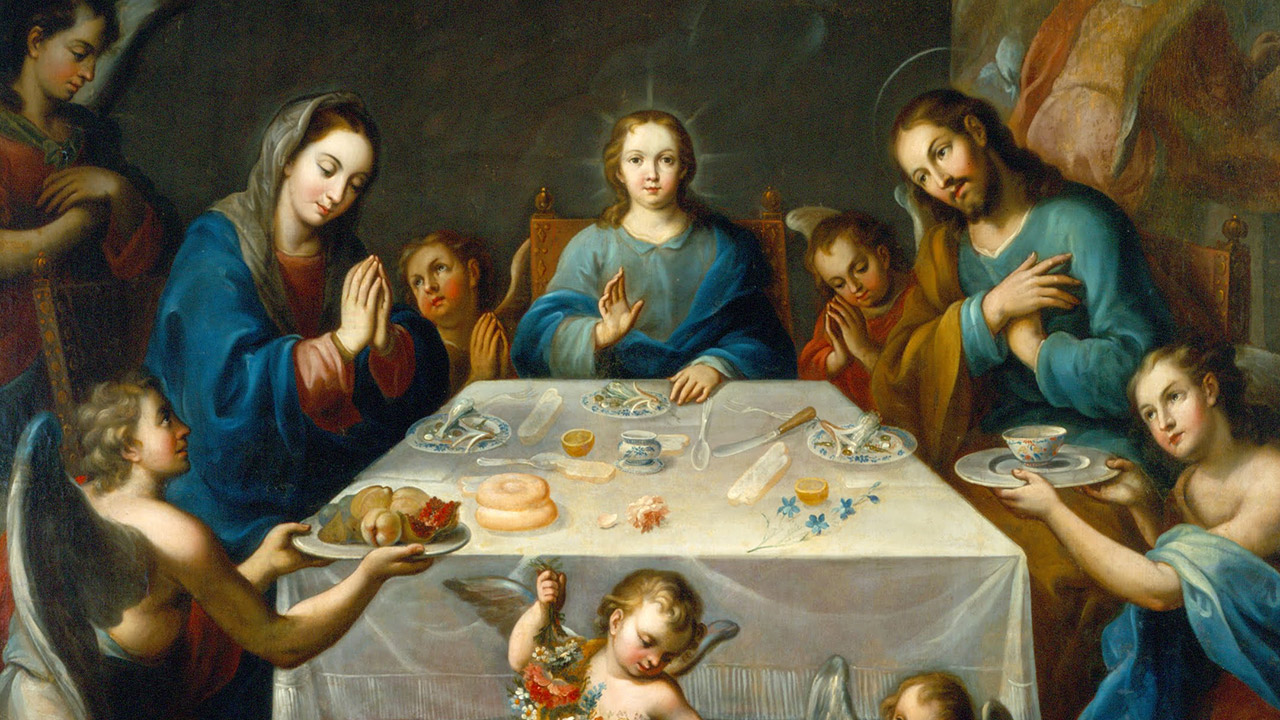 A vocação de São José