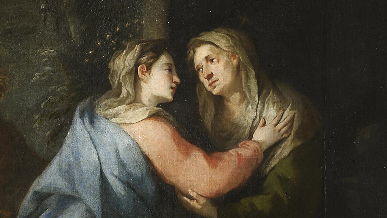 Quem acolhe Maria, acolhe a graça de Cristo