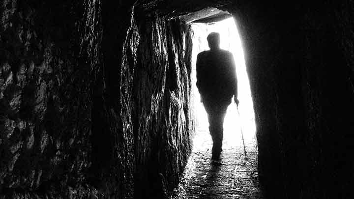 Quando uma alma do Purgatório vem nos visitar...