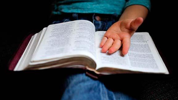 Onde está escrito que só a Bíblia vale?