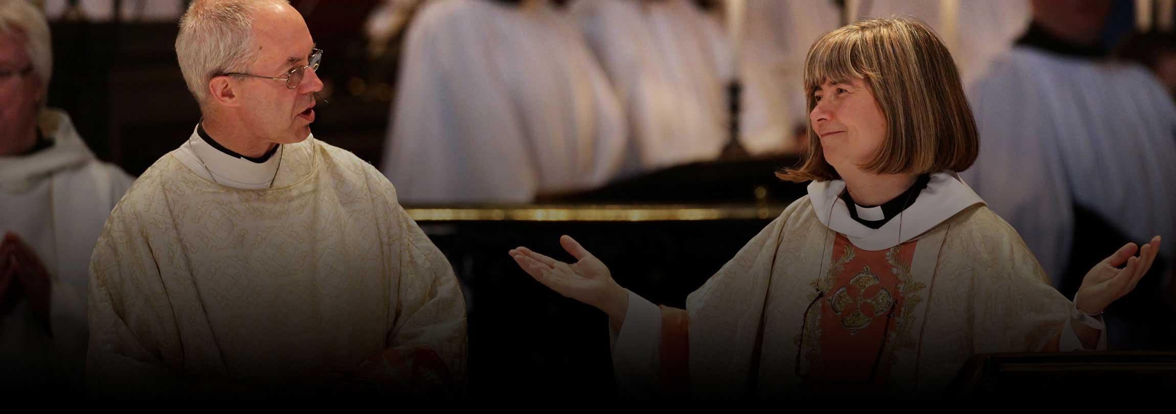 """A Igreja Anglicana """"sai do armário"""" e caminha para a extinção"""
