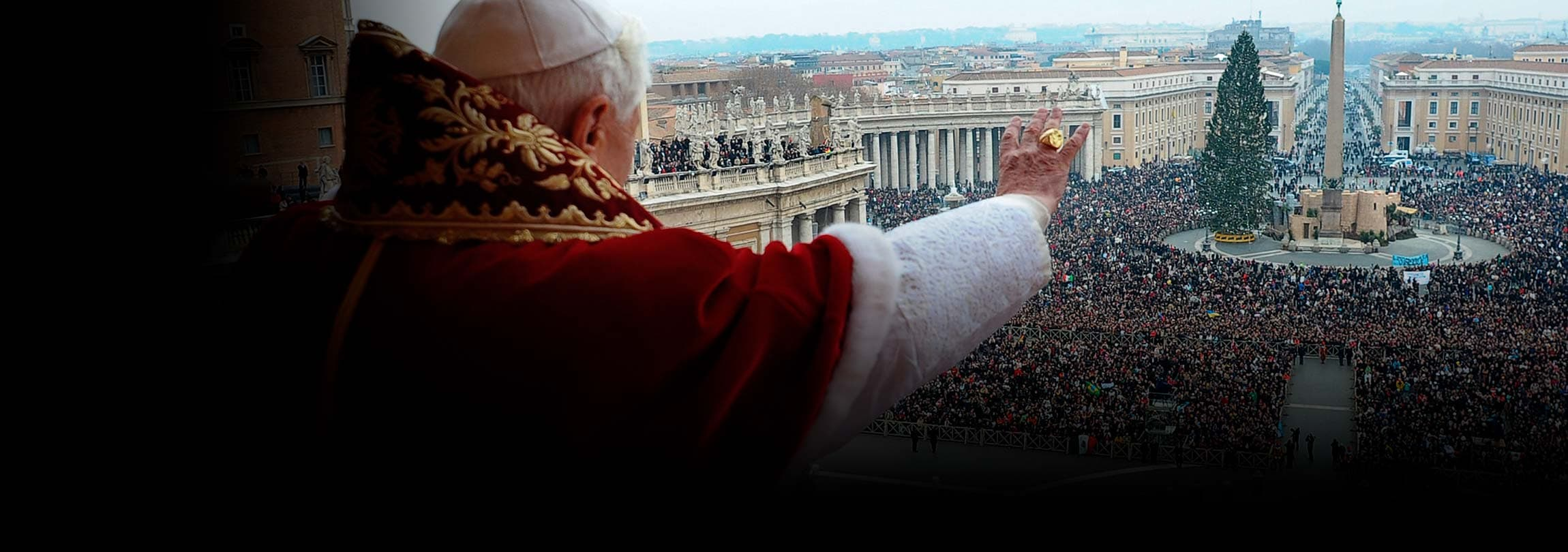 Bento XVI: é urgente falar de Deus no mundo!