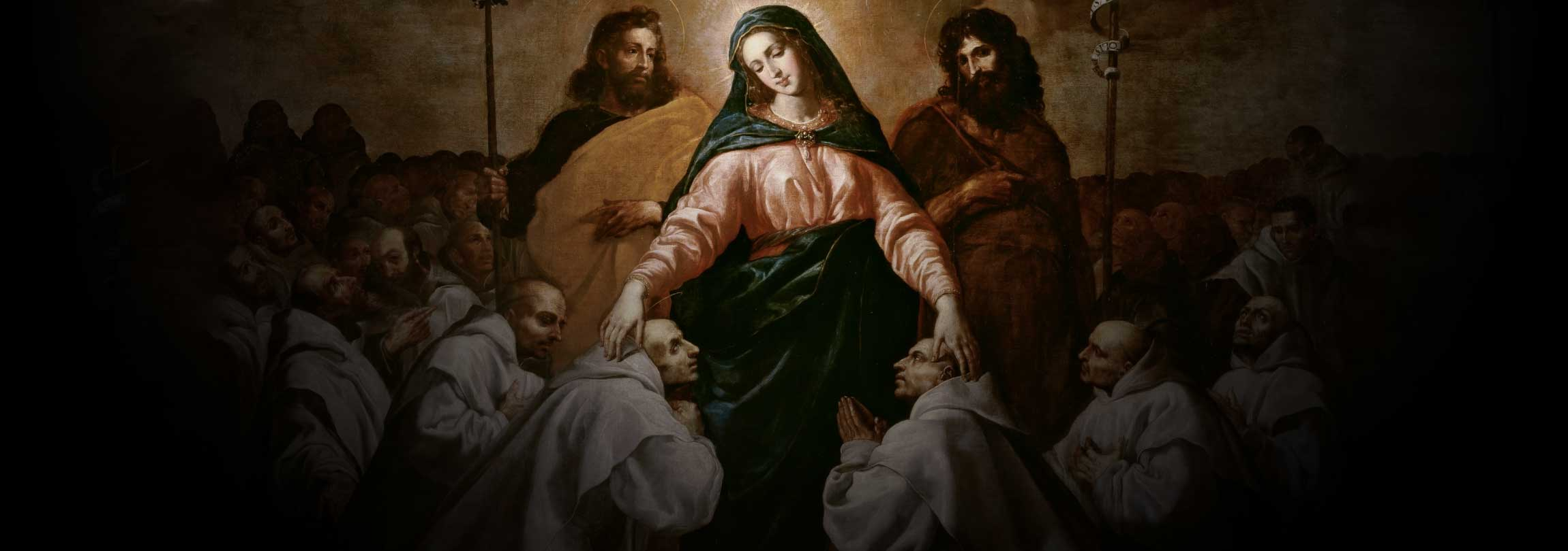 Os fundamentos da escravidão à Virgem Santíssima