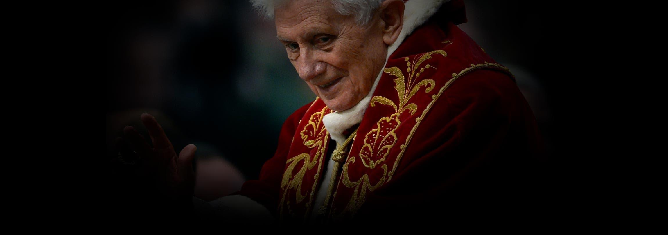 Discurso do Papa Bento XVI na apresentação de votos natalícios