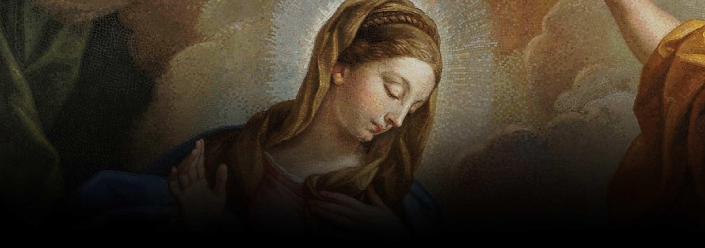 Maria: o segredo das famílias santas