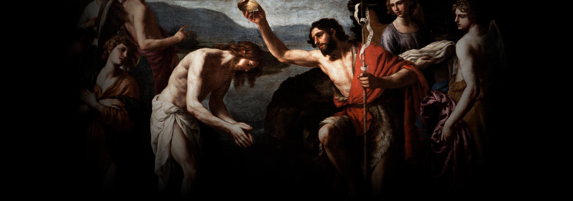 Por que Jesus quis ser batizado?