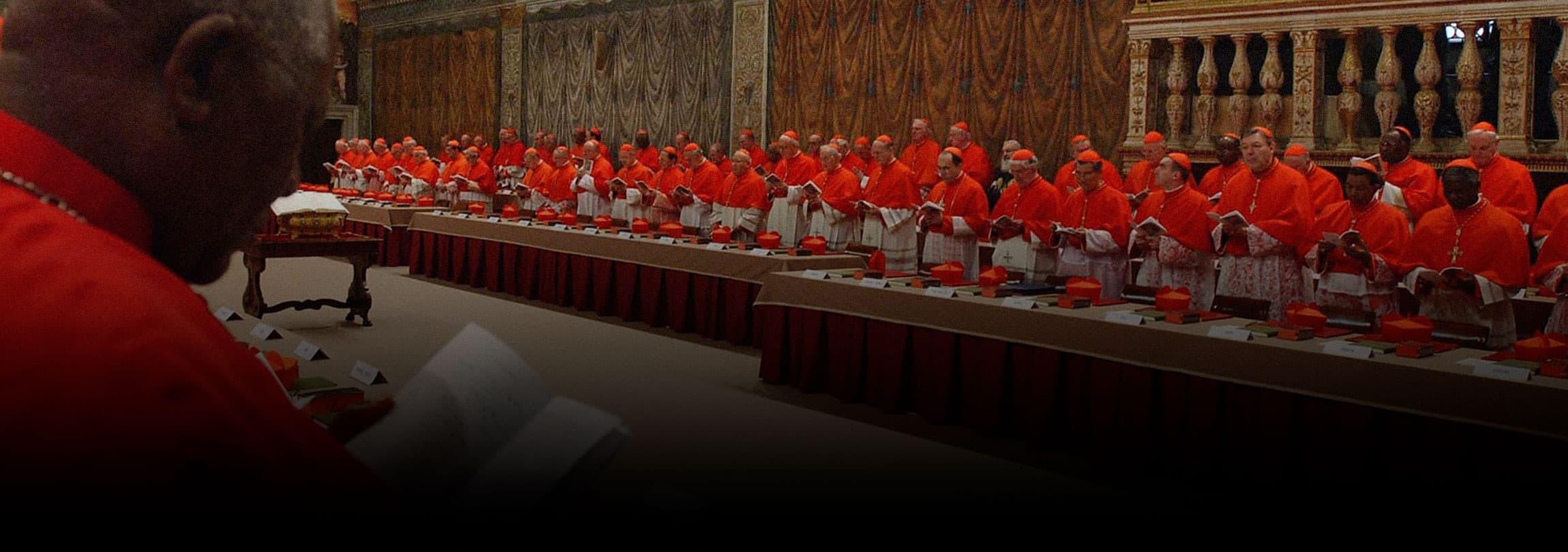 As palavras de um santo na iminência do conclave