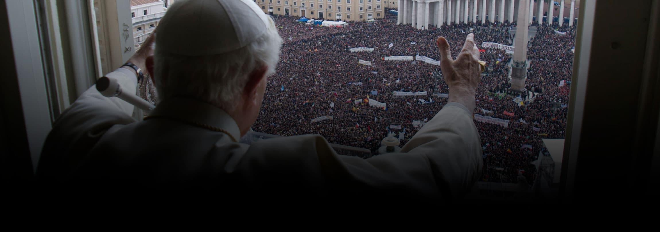 """Bento XVI: """"Não abandono a Igreja"""""""