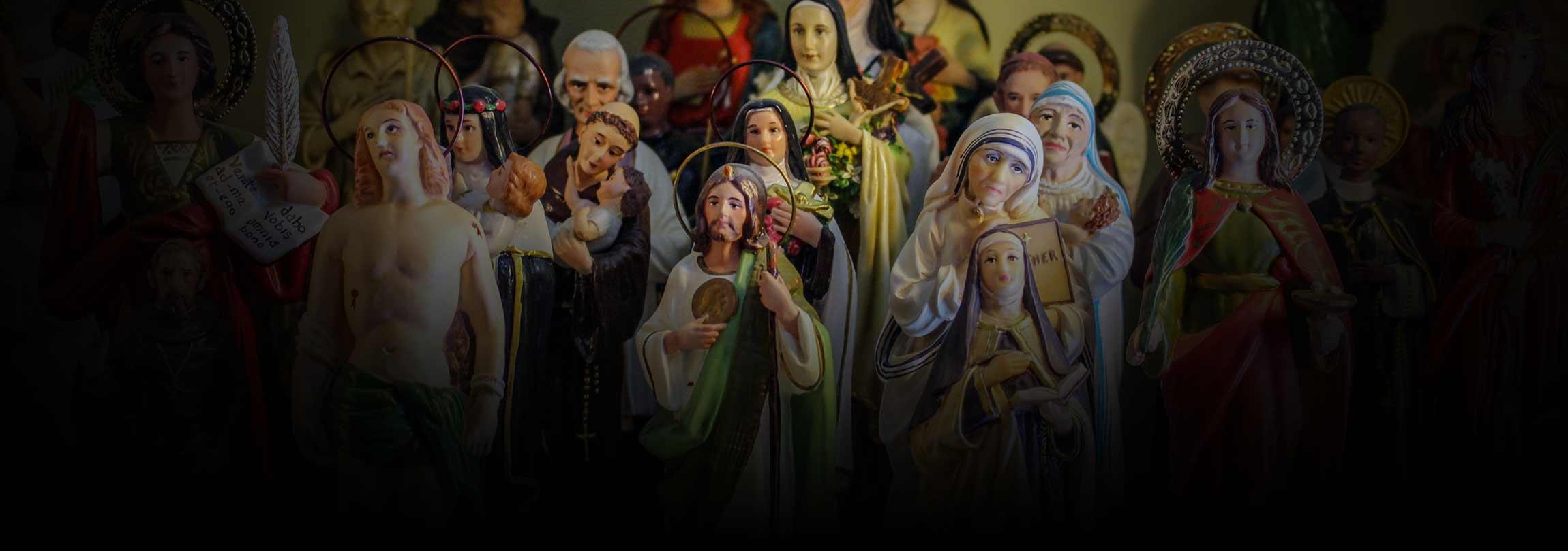 Por que a Igreja tem um dia para celebrar todos os santos?