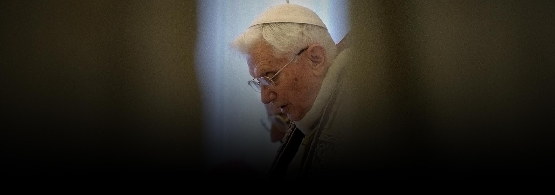 Bento XVI dá adeus ao Colégio dos Cardeais