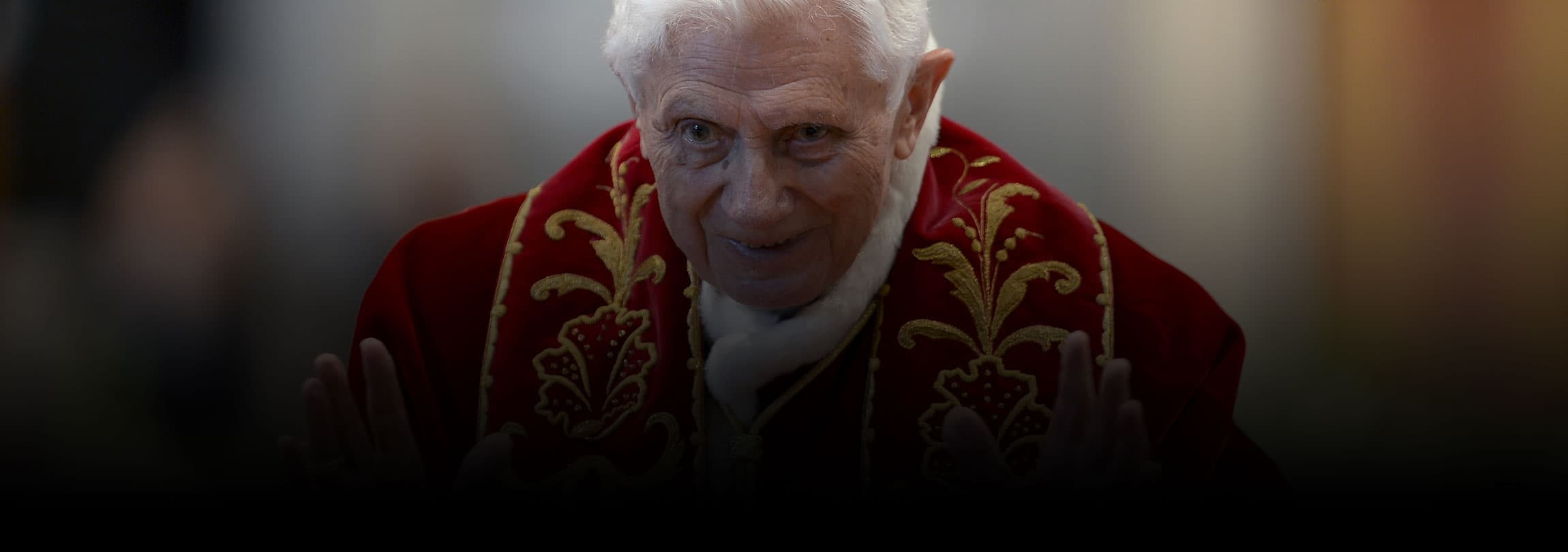 Bento XVI, o Papa Emérito