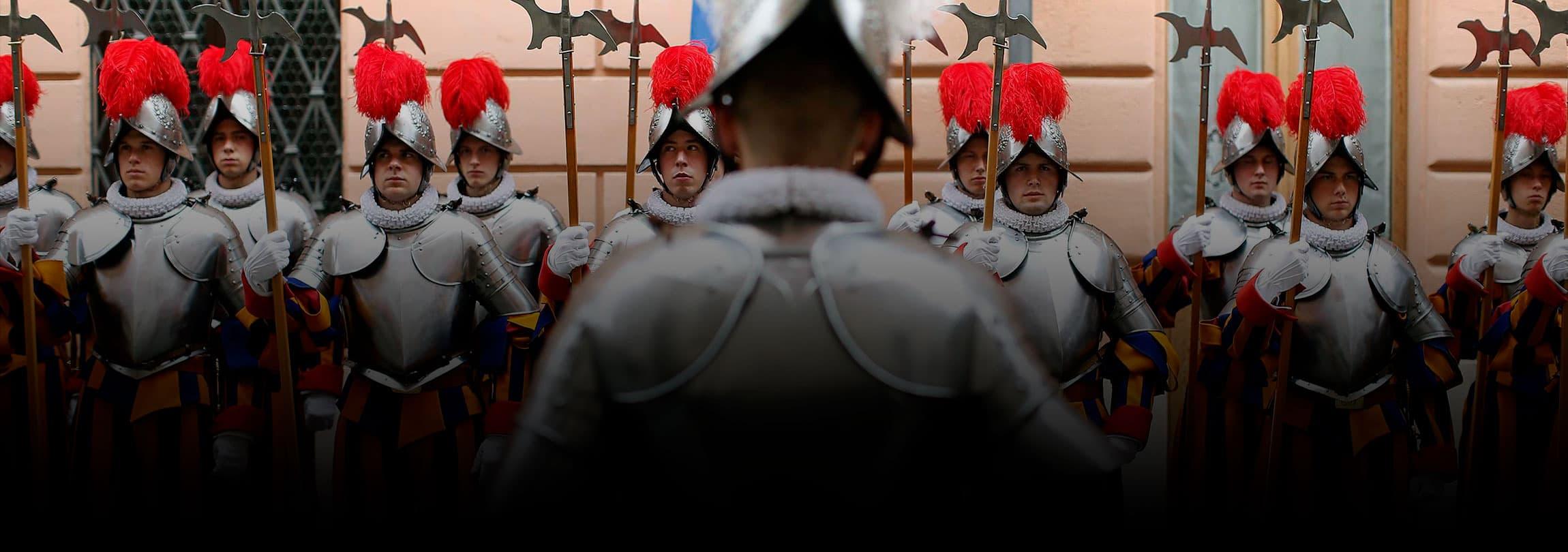 A Guarda do Papa
