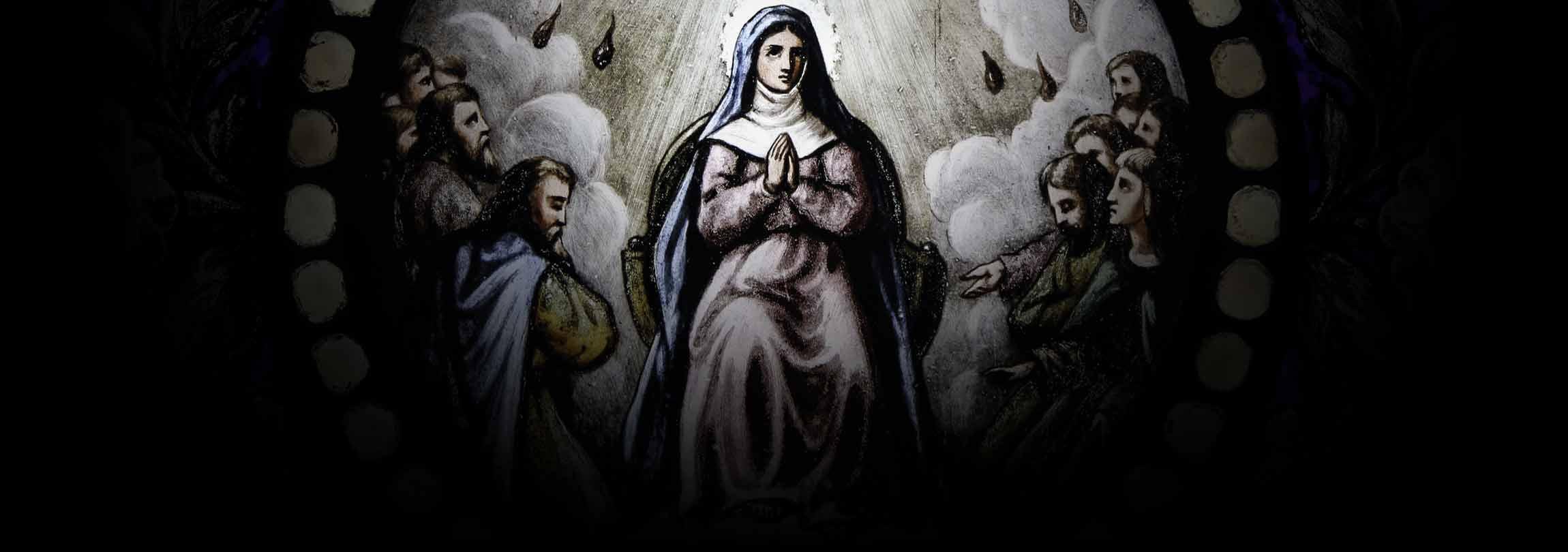 Quem não se recolhe, não escuta o Espírito Santo