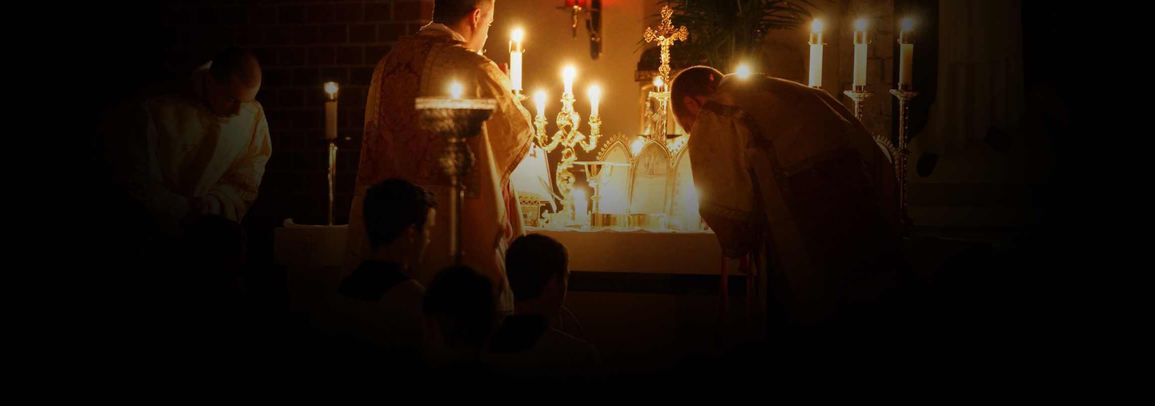 """A Missa é a Missa, """"seja lá como for""""?"""