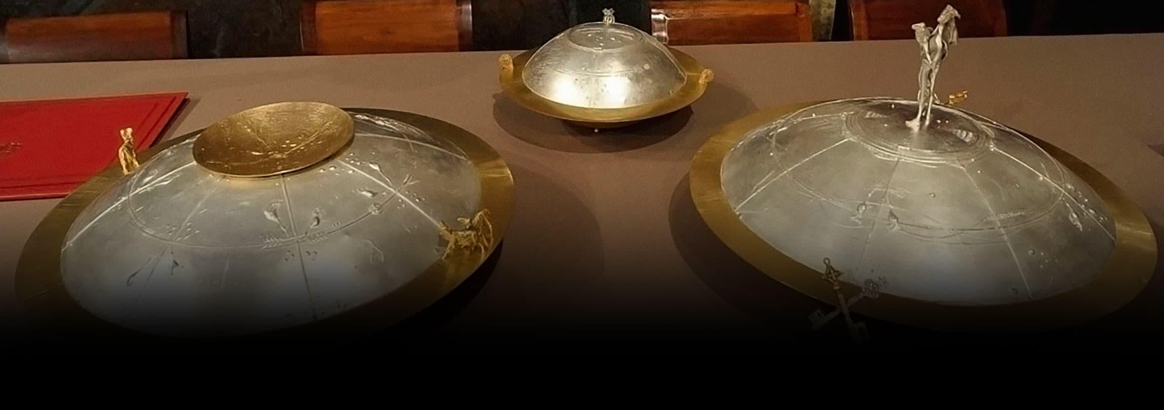 As urnas do Conclave