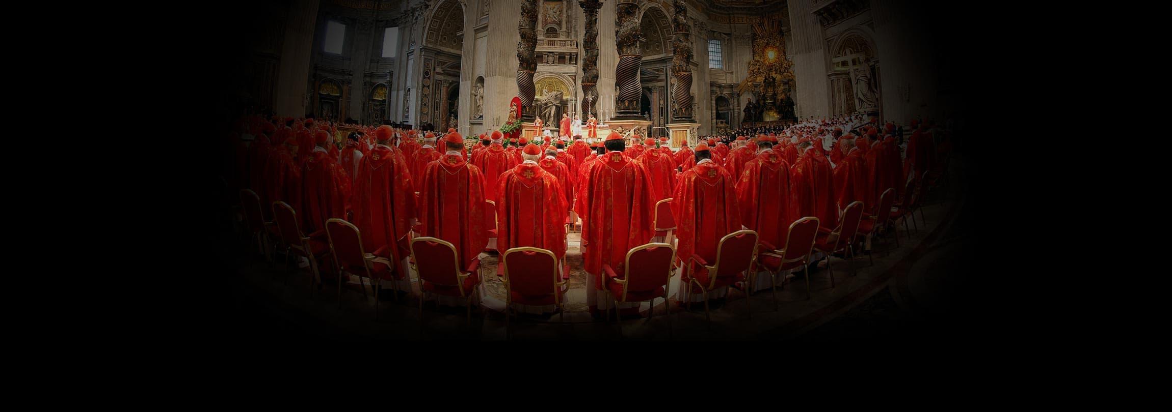 As três lições de Deus para este Conclave