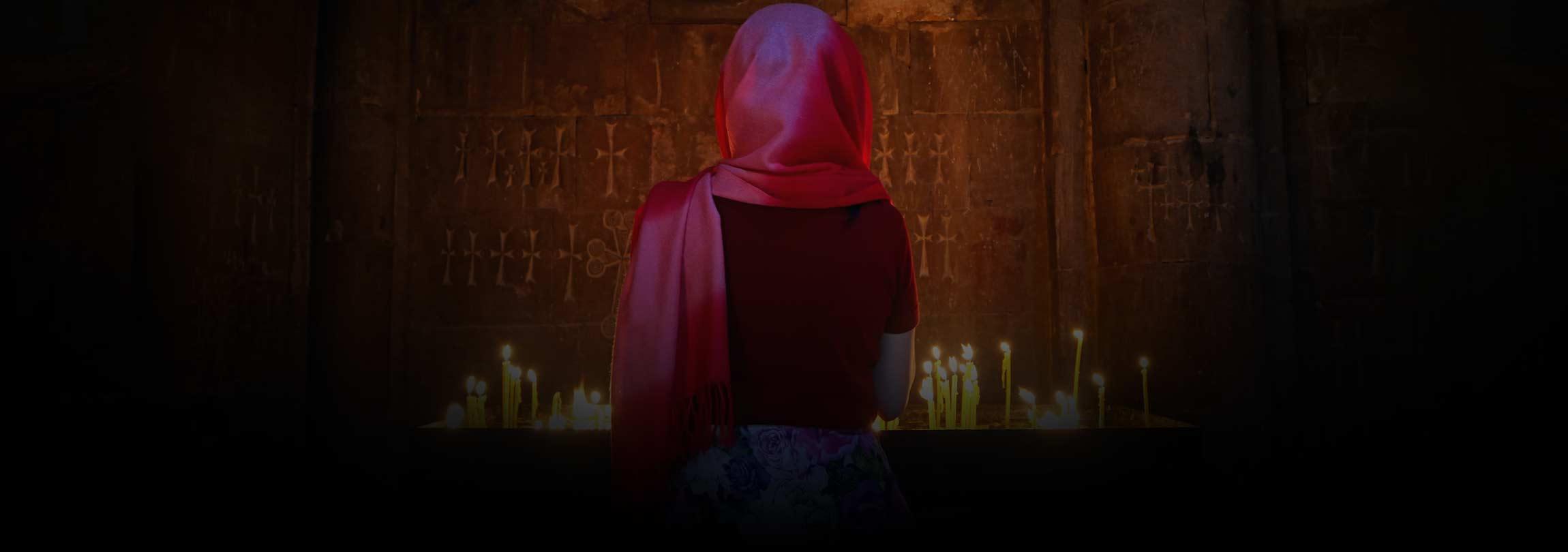 A teologia por trás do uso do véu na Igreja